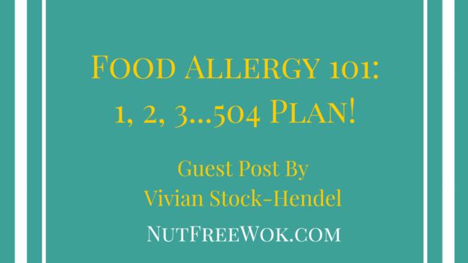 504 plans Vivian Stock Hendel Nut Free Wok