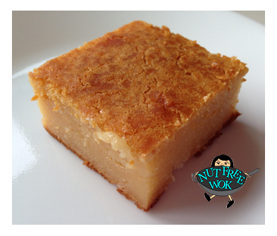 better for you butter mochi a hawaiian dessert - Chinese New Year Cake