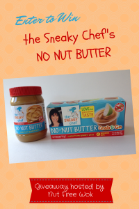 no nut butter giveaway