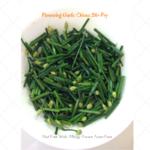 Garlic Chive Flowers Stir-fry