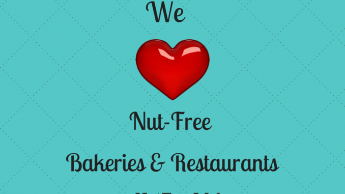 We Love Nut Free Bakeries and Restaurants Nut Free Wok