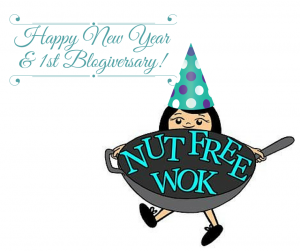 happy new year and blogiversary