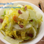 Napa Cabbage Stir Fry: Easy, Quick, and Kid Approved