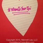 #WhereIsYourEpi