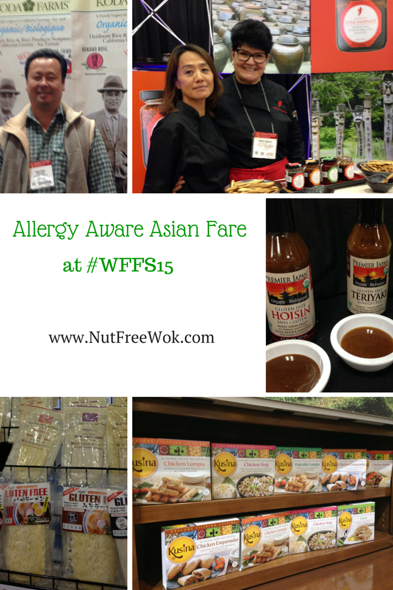 Allergy Aware Asian Fare