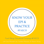 Get to Know Your Epi & Practice!