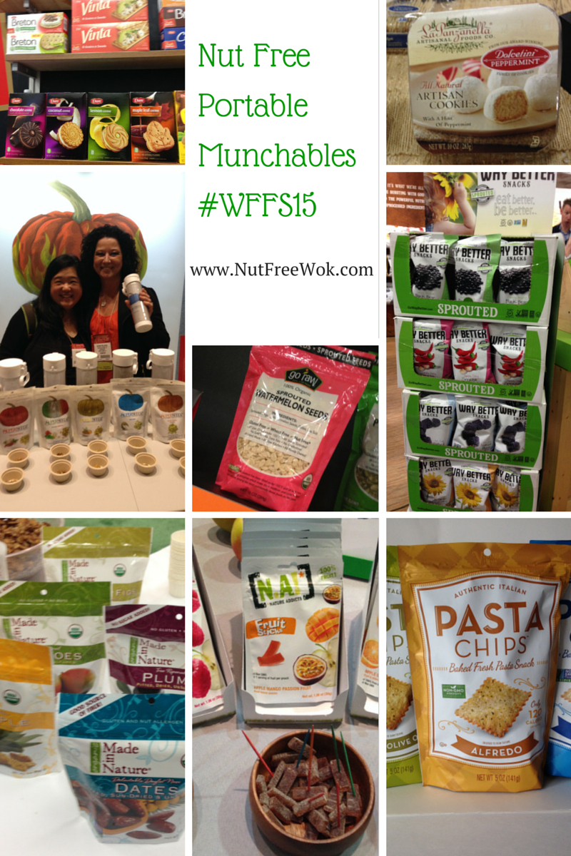 Nut Free Portable Munchables WFFS15
