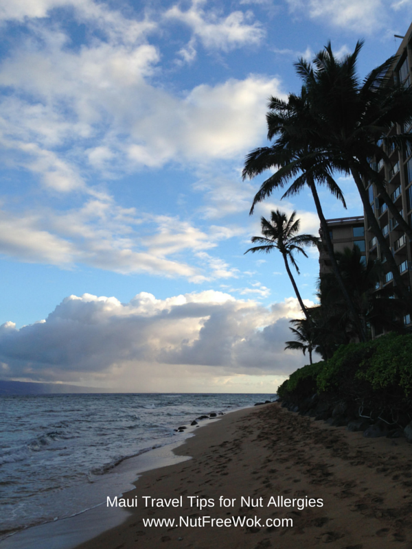 Travel Tips Maui Nut Allergies Sunrise