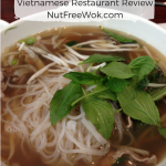 Monster Pho: Nut Free Vietnamese Restaurant