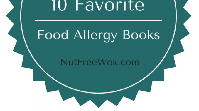 10 favorite food allergy books