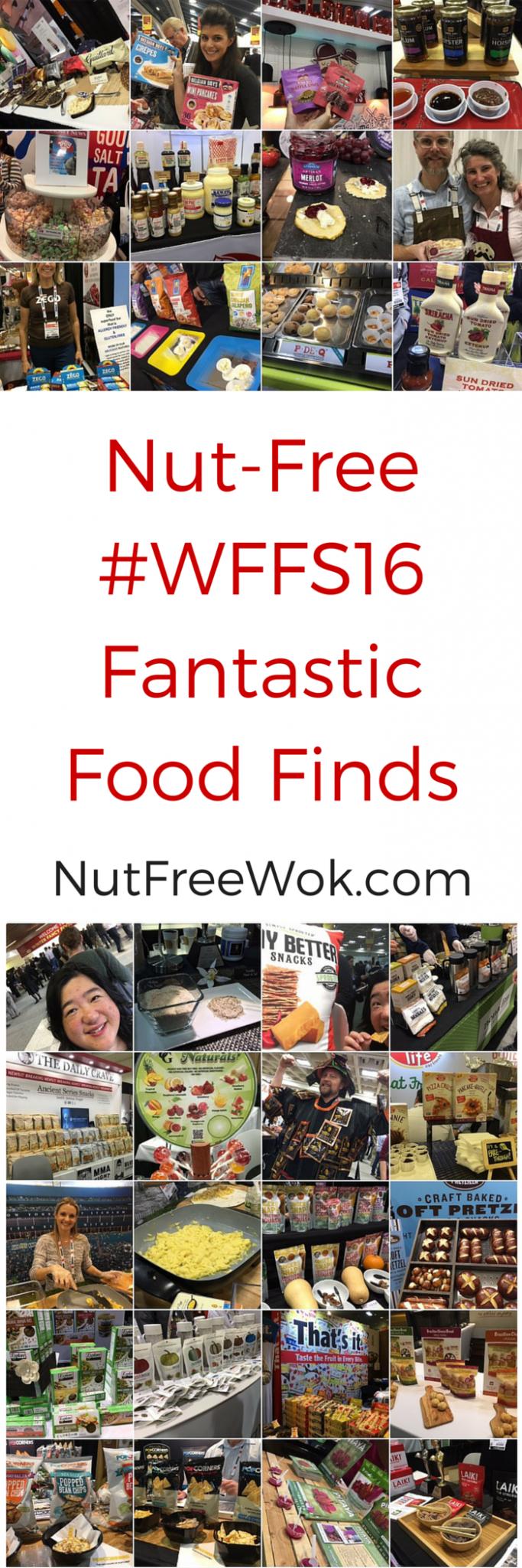 Nut-Free #WFFS16 Fantastic Food Finds nutfreewok.com