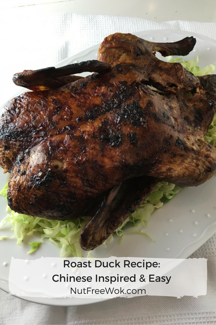 Roast Duck Recipe: Chinese Inspired & Easy