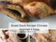 Roast Duck Recipe Nut Free Wok