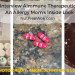 Interview Aimmune Therapeutics: An Allergy Mom's Inside Look doses