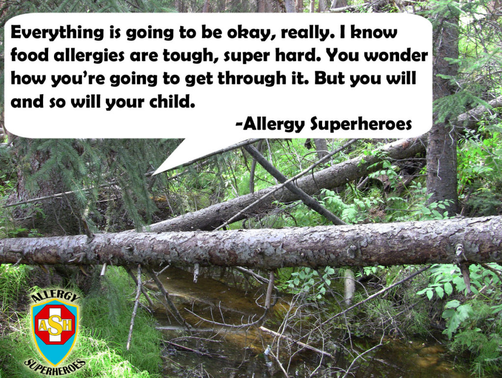 Allergy-Superheroes