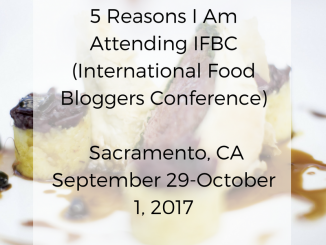5 Reasons Why I Am Attending IFBC