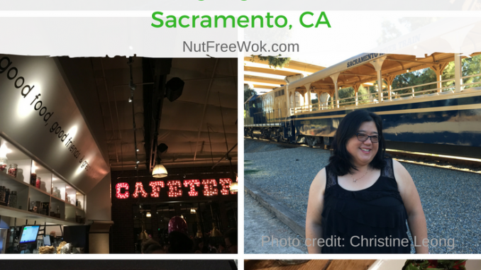 5 Favorite Hightlights from IFBC17 Sacramento Nut Free Wok