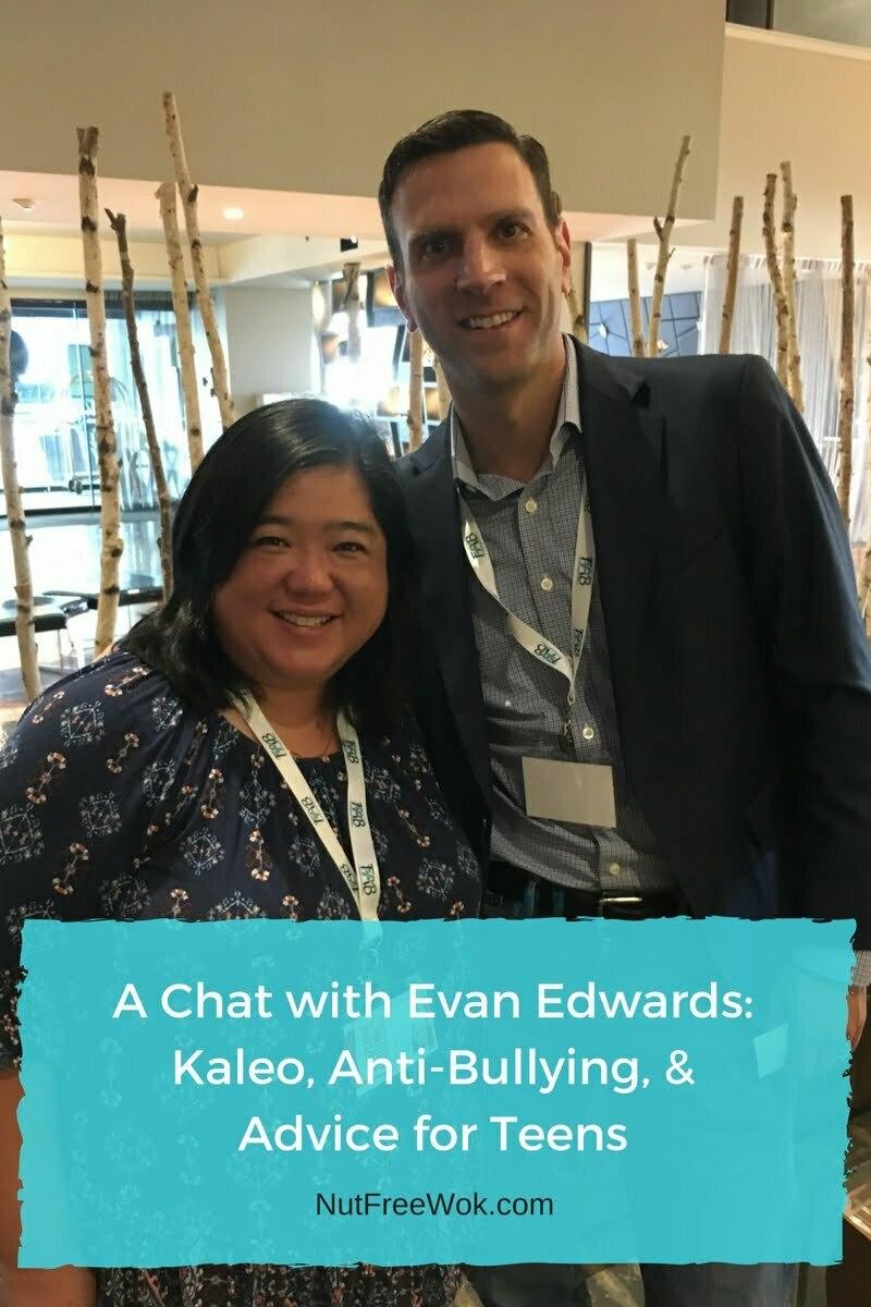 Sharon Wong and Evan Edwards at FABlogCon