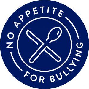 No Appetite for Bullying logo