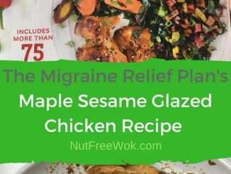Migraine Relief Plan Maple Sesame Glazed Chicken Recipe