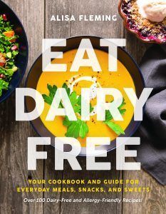 Cover of Eat Dairy Free