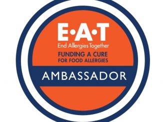End Allergies Together Ambassador Funding a Cure for Food Allergies