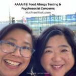 AAAAI19: Food Allergy Testing & Psychosocial Concerns