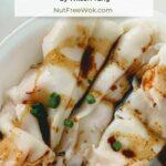 Fabulous Shrimp Rice Roll (Ha Cheung) Recipe